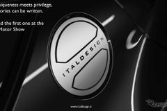 巨匠イタルデザイン、ジュネーブモーターショーで謎の新型モデル発表を予告!