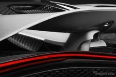 マクラーレンが3月発表の新型スーパーカー、空力効率は 650S の2倍に