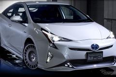 トヨタ プリウス新型、走りを追求するアイテムが発売!