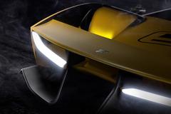 メルセデス・レーシングxピニンファリーナの次世代スーパーカー、600馬力以上と判明!