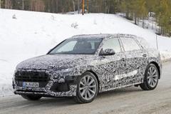 アウディ650馬力の最強SUV「RS Q8」、ジュネーブで初公開へ!