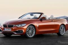 BMW4シリーズ カブリオレLCIモデル、ジュネーブで初お披露目へ!