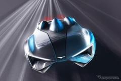 中国新興メーカー、新型TREVスーパーカーをジュネーブで公開へ!