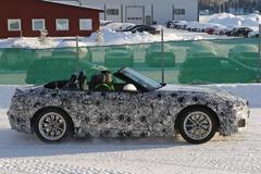 トヨタ×BMW 新型Z5、衝撃の事実発覚...これが証拠写真だ!