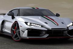 ランボルギーニの血流れる2億円の次世代スーパーカー、ついにベールを脱いだ!