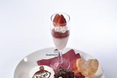 ムーミンハウスカフェ 東京スカイツリータウン・ソラマチ店でいちごのデザートフェア!