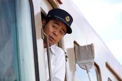 「よゐこ」有野が本格演技!注目の新人・松風理咲らと競演『トモシビ 銚子電鉄6.4kmの軌跡』