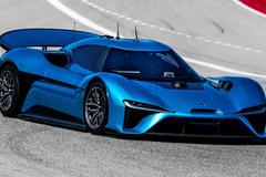 エレクトリック・モンスター「NIO EP9」、今度は米で自動運転の世界最速ラップを計測!