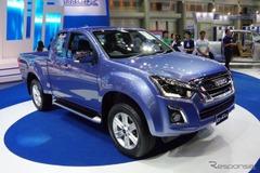 いすゞ、GMとの次世代ピックアップトラック共同開発を中止し単独開発へ