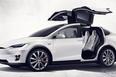 テスラが未来の小型バスを提案...ベースは「モデルX」!