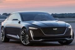 キャディラックの未来がここにある!コンセプトカー「エスカーラ」を初公開