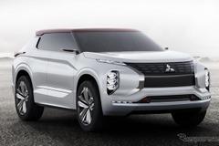 市販化期待!三菱の新たなSUVコンセプト「GT-PHEV」、もう直ぐ公開