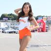 鈴鹿8時間耐久ロードレース2016『HOOTERS GIRL form OSAKA』
