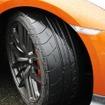 土砂降りのサーキットでこのタイヤは正直きつい。