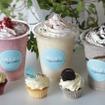 「LOLA'S Cupcakes Tokyo /ローラズ・カップケーキ東京」 六本木ヒルズ店 シェイクとカップケーキ