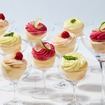 「LOLA'S Cupcakes Tokyo /ローラズ・カップケーキ東京」 六本木ヒルズ店 カクテルをイメージしたカップケーキ