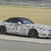BMW Z5(トヨタスープラ兄弟車)スクープ写真