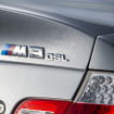 「M3 CSL」(2003)「E46」をベースにした3代目だ。6速SMGIIを採用し、カーボン素材のボディは大幅に軽量化され、M3は次のステージへ。3.2リットル直列6気筒DOHCエンジン最高馬力 360ps