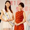 武井咲&剛力彩芽&河北麻友子&是永瞳/「第1回ミス美しい20代コンテスト」
