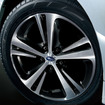 スバル レヴォーグ 1.6GT EyeSight スマートエディション 17インチアルミホイール(ブラック塗装+切削光輝)