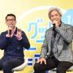 中井貴一、時任三郎/映画『グッドモーニングショー』公開直前試写会イベント