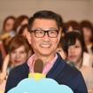 中井貴一/映画『グッドモーニングショー』公開直前試写会イベント