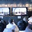 会場ではSDR版とHDR版の映像比較も行われた