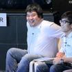 HDR化を担当した、(左から)ザフール プロデューサーの佐藤正晃氏、IMAGICA 映画・CM制作事業部 映画プロデュースグループ チーフテクニカルディレクターの石田記理氏