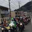 バイクパレード