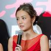 週間プレイボーイ創刊50周年記念出版『熱狂』発売会見に登壇した片山萌美(2016年10月14日)