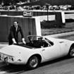 1967年 「007は二度死ぬ」 日本を舞台に制作された本作、日本を代表する名車「トヨタ 2000GT」が起用された。