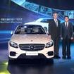 中国で生産が開始された新型メルセデスベンツEクラスセダンのロングホイールベース
