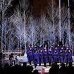 六本木ヒルズ クリスマスコンサート 昨年の様子
