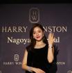 石原さとみがハリー・ウィンストン名古屋店のリニューアルオープンセレモニーに登壇(2016年11月3日)