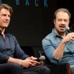 『ジャック・リーチャー NEVER GO BACK』来日記者会見にトム・クルーズ、エドワード・ズウィック監督が登壇(2016年11月8日)