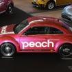 #PinkBeetle ランプカー