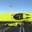 やっぱり世界最速!? ランボルギーニ アヴェンタドールSVがボートになった!