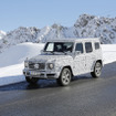 メルセデスゲレンデ次世代型、絶景の雪山を登った!