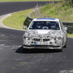 BMW 3シリーズ セダン スクープ写真