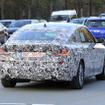BMW 6シリーズGTスクープ写真