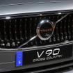 ボルボ V90クロスカントリー(ロサンゼルスモーターショー16)