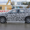 BMW X2市販型 スクープ写真