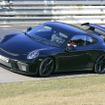 911 GT3改良新型 スクープ写真