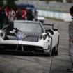 鈴鹿サウンド・オブ・エンジンで登場したパガーニのスーパーカー