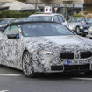 BMW 8シリーズカブリオレスクープ写真