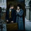 『ファンタスティック・ビーストと魔法使いの旅』 (C) 2016 Warner Bros. Ent.  All Rights Reserved.Harry Potter and Fantastic Beasts Publishing Rights (C) JKR.