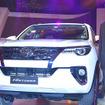 トヨタの新興国SUV、フォーチュナー 新型…インドで発売