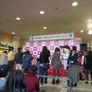千葉ロッテトークショー 新津田沼駅前(2016年12月21日)