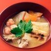 味噌汁専門店「美噌元」 1人限定30食「具沢山のお雑煮」(850円)