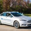 Fusion HybridAutonomous Development Vehicle